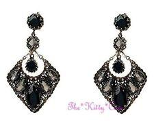 Chandelier Bronze Fashion Earrings