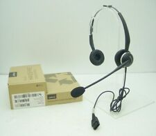 GN Netcom GN2100 Duo Flex Noise Canceling Headset GN2125-NC for Jabra Link 860