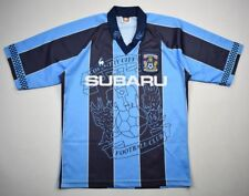 maglia Coventry City #9 size 43/44 chest 60 cm shirt camiseta trikot maillot