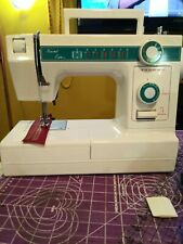 Janome New Home Model 108 Limited Edition Sewing Machine, just serviced!