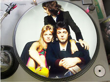 "Wings  Linda & Paul McCartney - Maybe I'm Amazed Mega Rare 12"" Picture Disc LP"