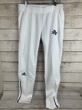 Adidas NCAA Women Tulsa Golden Hurricanes Team Logo Pants Sz L