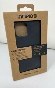 Incipio Organicore Case for Apple iPhone 12 & 12 Pro 6.1'' - Charcoal Black