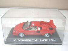 VOITURE LAMBORGHINI COUNTACH LP 500 DE AGOSTINI 1//43 EME NEUF SOUS BLISTER