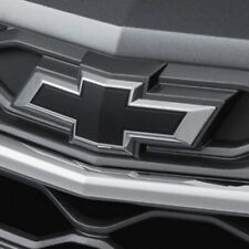 2018- 2020 Chevy Equinox GM Black Bowties Grille & Liftgate Emblems 23373665 NEW