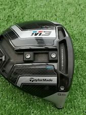 Taylor Made M3 460CC 9.5  Degree Driver Head Great   condition