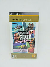 Sony PSP Playstation Portable GRAND THEFT AUTO Vice City Stories Rockstar Japan