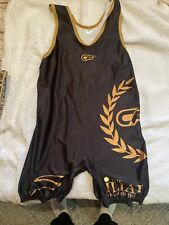 Cage Fighter Singlet Adult Xl