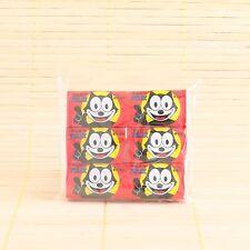 Japan FELIX The CAT STRAWBERRY Chewing GUM Japanese Candy 6 mini pieces Ichigo