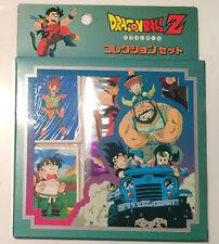 Cartes autocollants Dragon Ball Z Collection Set #Set 60/60 Cards Box neuf AMADA