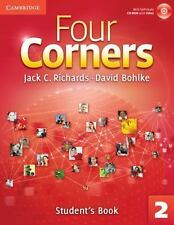 Four Corners, Level 2 Pack, Bk. 2 by Jack C. Richards and David Bohlke (2012,...