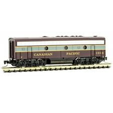 Micro-trains Z Canadian Pacific EMD locomotive F7-B - Rd#1914 MTL98002120