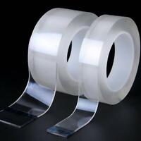 Doppelseitiges Grip Tape Traceless Washable Adhesive Tape Nano Invisible Gel