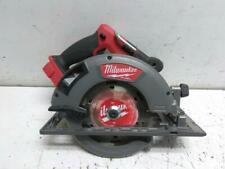 "Milwaukee 2732-20 M18 18v FUEL Brushless Cordless 7-1/4"" Circular Saw Tool Only"
