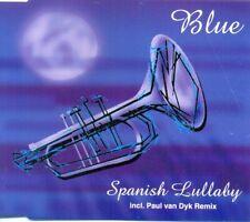 BLUE - Spanish lullaby 4TR CDM 1995 / PROGRESSIVE TRANCE / ZYX Music