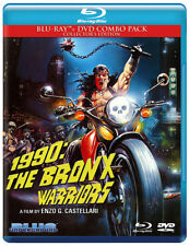 1990: The Bronx Warriors Blu-ray DVD Collector Edition Combo Pack