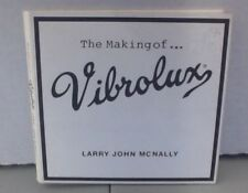 LARRY JOHN MCNALLY - THE MAKING OF… VIBROLUX - CD (1994)
