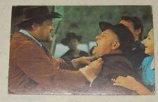 Carte Collection WINNETOU N° 310 - Film Der Ölprinz Western Indien Apache