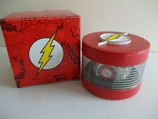 FOSSIL NEW IN BOX DC COMICS THE FLASH LIMITED EDITION WATCH NUMBER 0523 / 2000