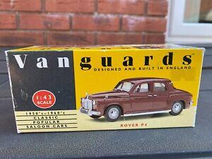Vanguards VA19000 Maroon Rover - Near Mint In Box
