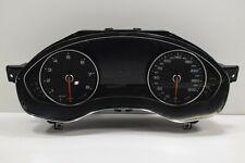 Audi A7 C7 4G Tacho Kombiinstrument Speedo Taho Uhr 4G8920934T