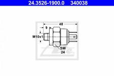 Bremslichtschalter für Signalanlage Vorderachse ATE 24.3526-1900.0