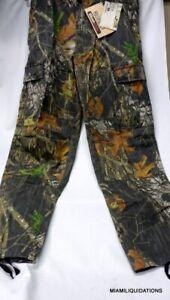 RedHead outdoor hunting MEDIUM camo cargo pants MOBU Bass Pro Shops