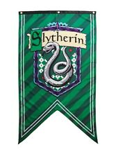 Official Harry Potter (Hp) Large Slytherin Flag/Banner Hot Topic Exclusive