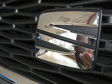 SEAT Emblem Leon 5F Zeichen badge Marke Kühlergrill 5F0853679A 2ZZ