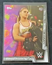 2018 Topps WWE Women's Division Rookie Ronda Rousey