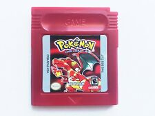 Pokemon Red Edition Game Boy Color | Pokemon Red | Pokemon gameboy