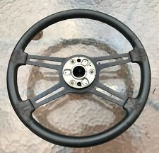 GENUINE MAZDA RX7 BLACK STEERING WHEEL