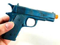 Matsushiro Tiger Japan REPAIR vtg toy cap gun