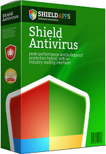 Shield Antivirus 2016 - Protect your computer from viruses and malware!