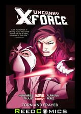 UNCANNY X-FORCE VOLUME 2 TORN AND FRAYED GRAPHIC NOVEL Collects (2013) #7-12