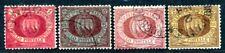 SAN MARINO 1892 15,20-22 gestempelt schöne MARKEN 780€(S1918