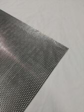 332 Hole Perforated Metal Aluminum Sheet 116 Thick 12x 12 X 532 Stagger