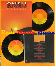 LP 45 7'' AMELI New romantic 1984 italy DISCO MAGIC NP 167 ITALO DISCO cd mc dvd