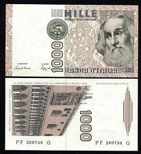 ITALY  1000  Lire Polo  6.1.1982   UNC   P 109 b