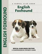 NEW English Foxhound (Comprehensive Owner's Guide) by Chelsea Devon