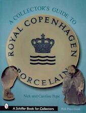 A Comprehensive Guide to Royal Copenhagen Porcelain by Nick Pope and Caroline Po