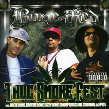 Bone-Ified - Thug Smoke Fest [New CD] Explicit