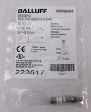 BALLUFF induktiver Sensor | BES00H2 | BES 516-3005-E5-C-S49 | 223517 NEU OVP