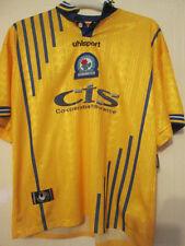 "Blackburn Rovers 1998-2000 Away Football Shirt Size 46""-48"" /35233"