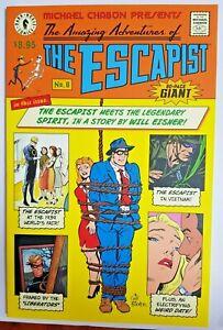 Escapist (Vol 1) Amazing Adventures of # 6 Near Mint (NM) Dark Horse Comic 2004
