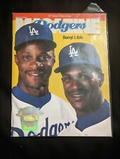 Dodgers Magazine - Vol. 5 Number 1- 1992 - Los Angles Dodgers Baseball