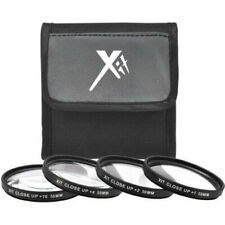 Xit 58mm 4 Piece Macro Close Up Kit