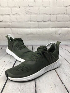 Puma Insurge Eng Casual Fashion Athletic Green Mesh Sneakers  Mens Size 7.5