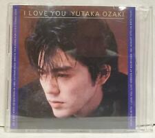 I Love You[Single] by Yutaka Ozaki (CD, Sept.-2001, Sony Music Labels Inc.) Used