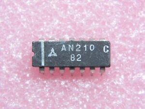 Ic An 210 - Ci AN210 (DIP14)
